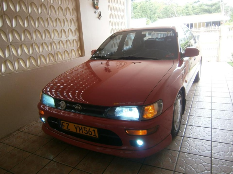 My Corolla Red from Puerto Rico 13020610