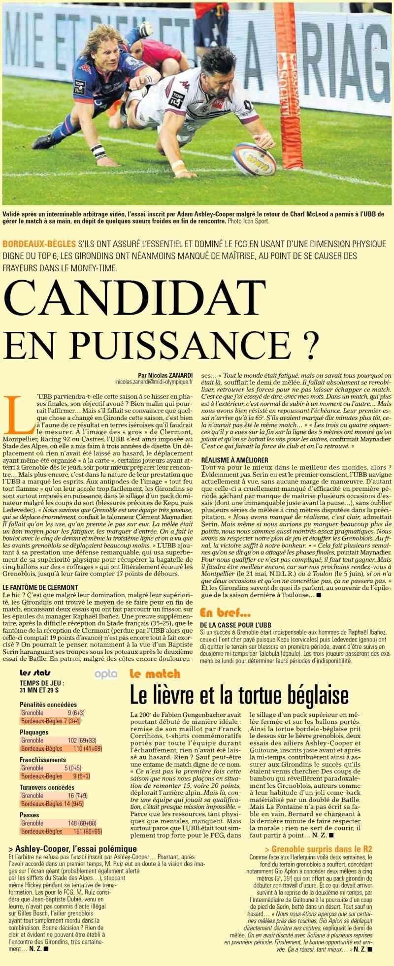 TOP 14 - 23ème journée : Grenoble / UBB - Page 7 Sans_t45