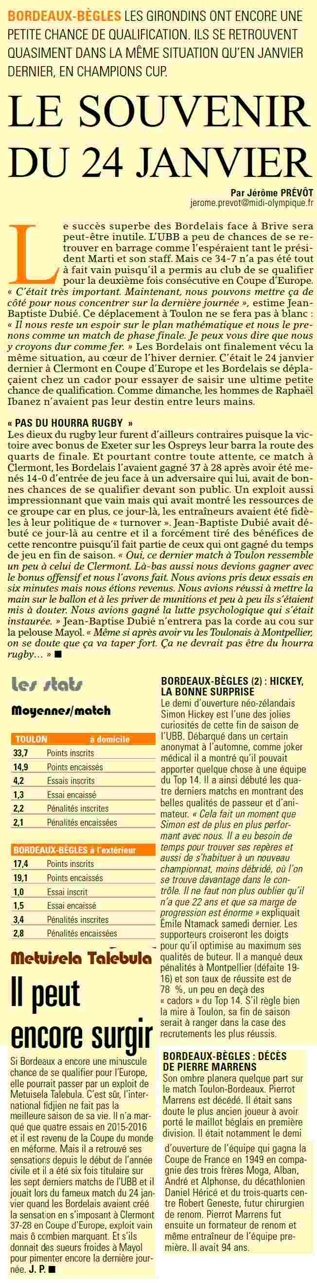 TOP 14 - 26ème journée : RCT / UBB - Page 2 Sans_t66