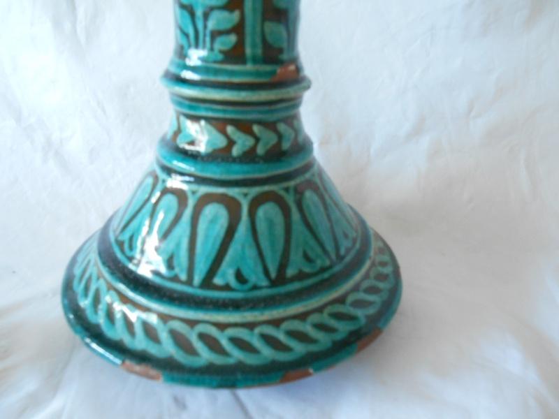 Indian? Sanskrit Hindi? Bottle Flask - Help identify please Dscn0217