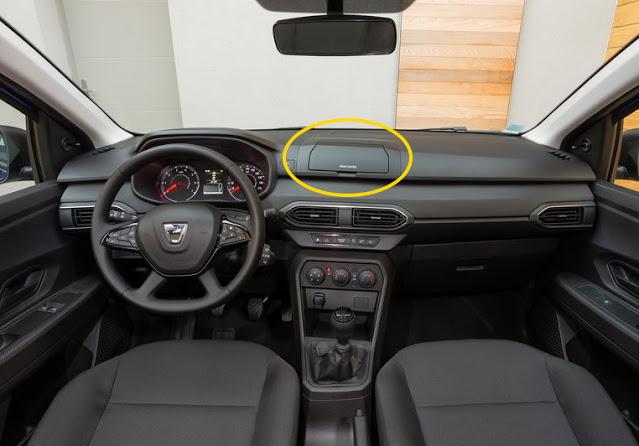 différence entre le Media Display et le MediaNav sur Sandero (MN4) Dacia-17
