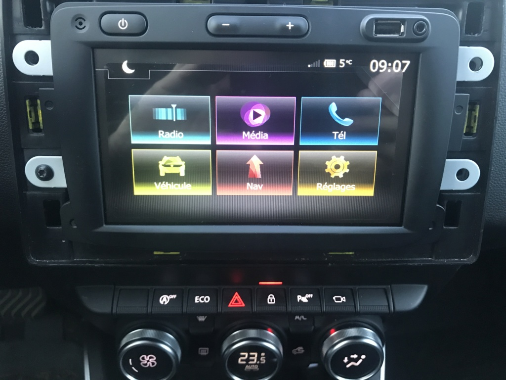 Vends MediaNav 3 avec Apple CarPlay et Android Auto & DAB+ Img_6710
