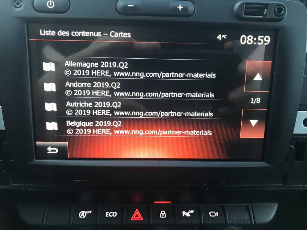 Vends MediaNav 3 avec Apple CarPlay et Android Auto & DAB+ Img_6712