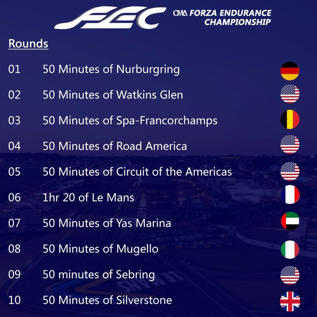 Online Motorsport Association GT Championship D0fb9a10
