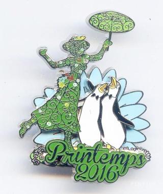 Le Pin Trading à Disneyland Paris 20160310
