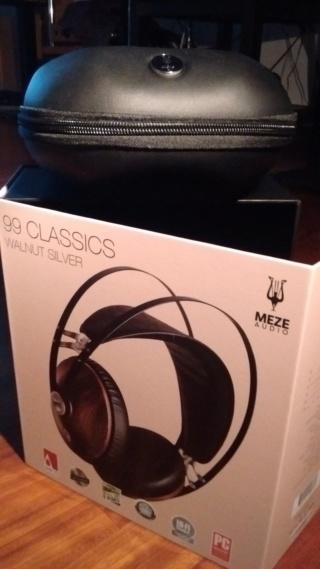 (PD + Sped.) Vendo cuffie Meze 99 Classics Meze_b12