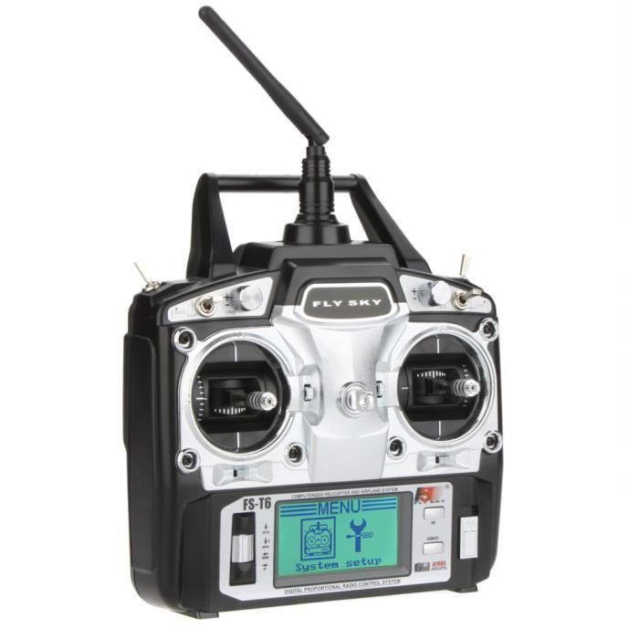 Les Radiocommandes. Emette10