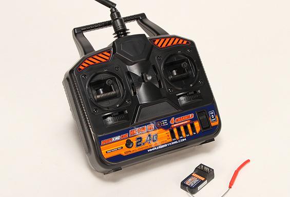 Les Radiocommandes. Hk-t4a10