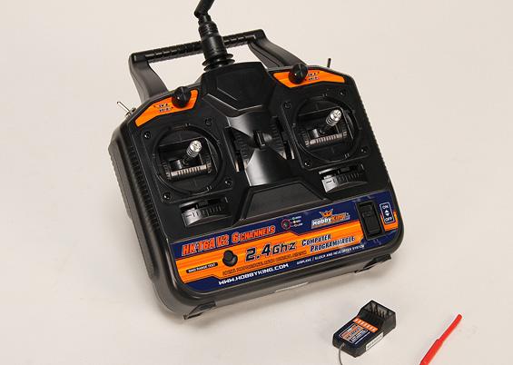 Les Radiocommandes. Hk-t6x10