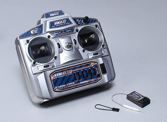 Les Radiocommandes. Hk6s10