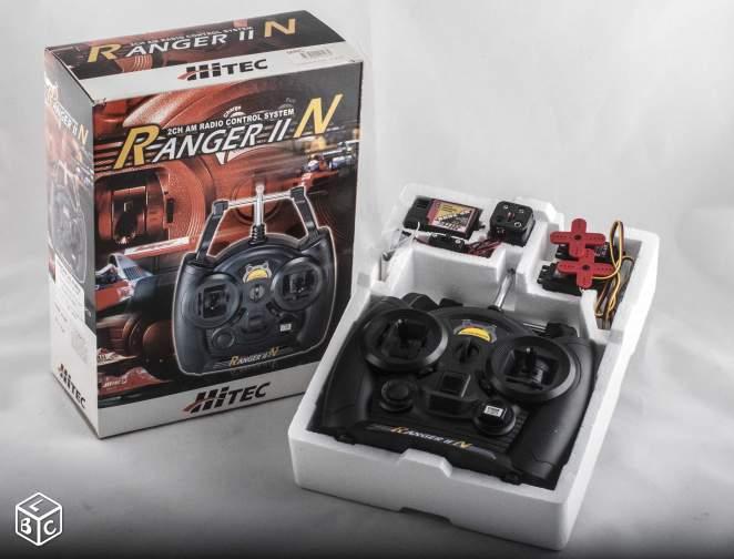 Les Radiocommandes. Ranger11