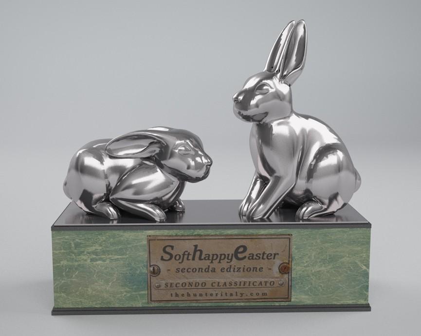 [CONCLUSA] - Competizioni Ufficiali theHunterItaly: - SOFT HAPPY EASTER - II edition - coniglio Americano-Europeo Arg00010