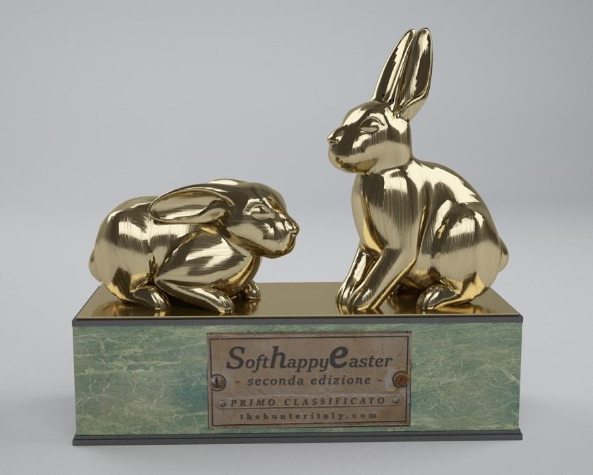 [CONCLUSA] - Competizioni Ufficiali theHunterItaly: - SOFT HAPPY EASTER - II edition - coniglio Americano-Europeo Oro00010
