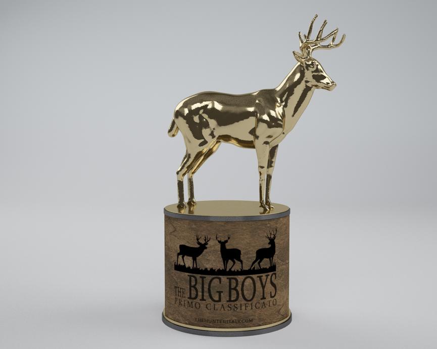[CONCLUSA] - Competizioni Ufficiali theHunterItaly: - THE BIG BOYS - Cervo Mulo Oro00011