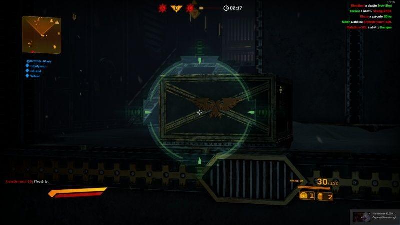 [E3] Eternal Crusade, un MMO Warhammer 40K - Page 12 Deskto17