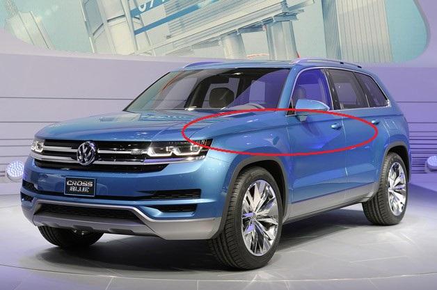 2017 - [Volkswagen] Atlas / Teramont - Page 2 Volksw10