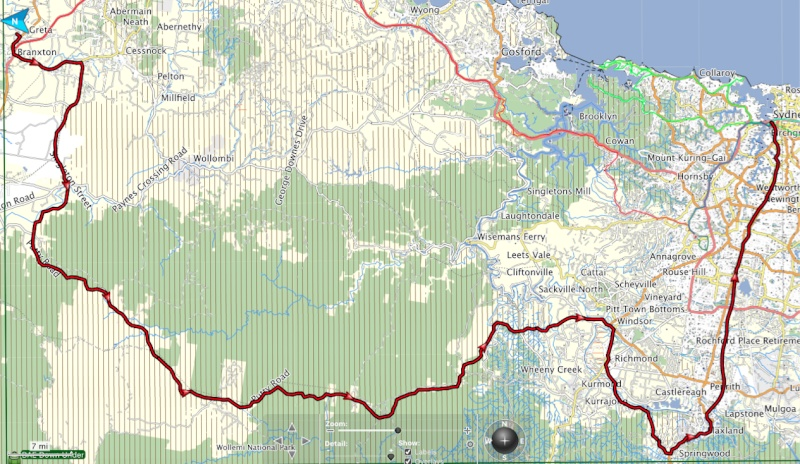 Northern Visitor inbound - Sydney:16 - 22 Apr 16 - Page 5 Map2_g11