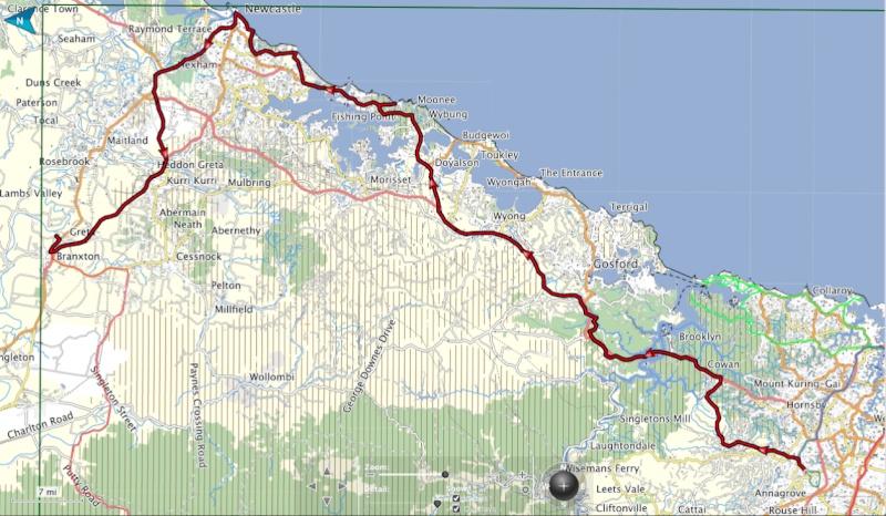 Northern Visitor inbound - Sydney:16 - 22 Apr 16 - Page 5 Map_da11