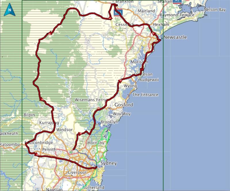 Northern Visitor inbound - Sydney:16 - 22 Apr 16 - Page 5 Map_da12