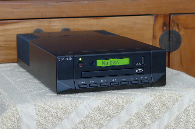 Mission Cyrus CD7Q Compact Disc Player (Used) P1110847