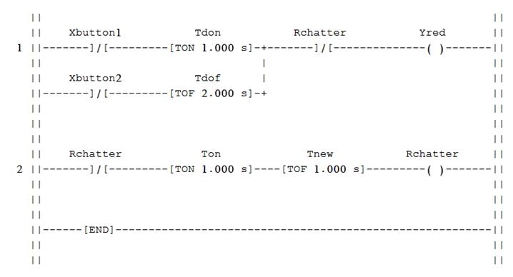 الدرس الثانى : جولة داخل بيئة التطوير المتكاملة لبرنامج LDMicro والمستخدم فى البرمجة بلغة منطق السلم : 128