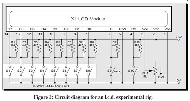 معلومات بسيطة ومفيدة فى عمق وحدة شاشة العرض نوع LCD مع تجربة لاختبار الشاشة   319