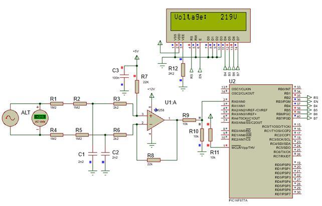 أفضل مشاريع الميكروكونتولر PIC لطلاب الهندسة الكهربية والإلكترونية Top EEE students projects  410
