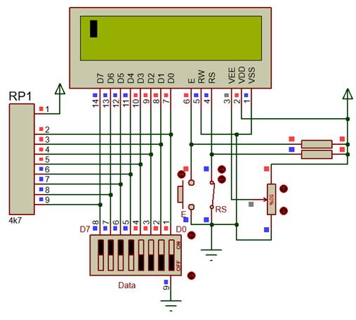 معلومات بسيطة ومفيدة فى عمق وحدة شاشة العرض نوع LCD مع تجربة لاختبار الشاشة   516