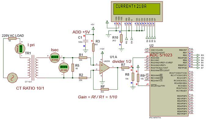 أفضل مشاريع الميكروكونتولر PIC لطلاب الهندسة الكهربية والإلكترونية Top EEE students projects  910