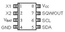 الناقل 2IC وساعة التوقيت الحقيقى DS1307 ومشاريع الساعات الرقمية : 911