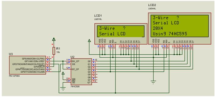 لماذا تدفع ثمنا فى شاشة LCD تسلسلية فى حين يمكنك أن تجعل تصنع واحدة خاصة بك  914