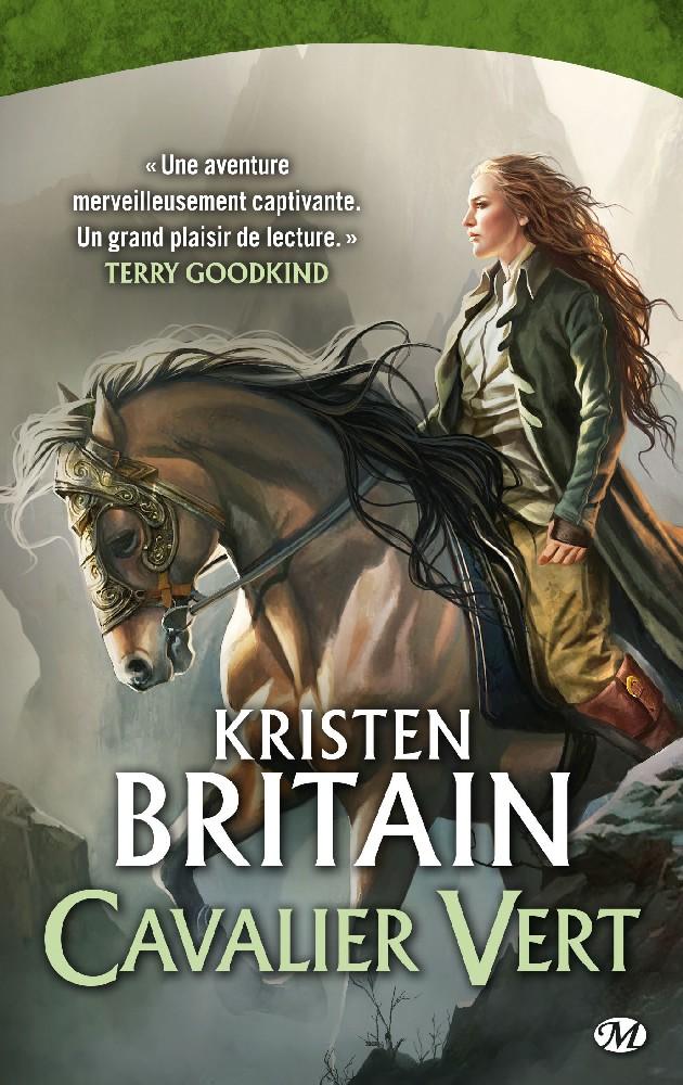 BRITAIN Kristen - CAVALIER VERT - Tome 1 Cavali10