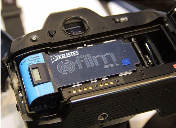 Dos numérique pour argentique Efs-110