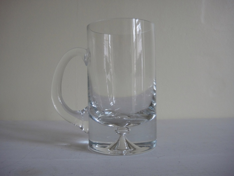 Dimple Bubble Base Tankard - Iittala  110
