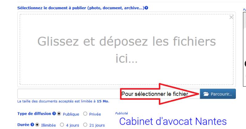 Transfert et téléchargement de fichiers Parcou11