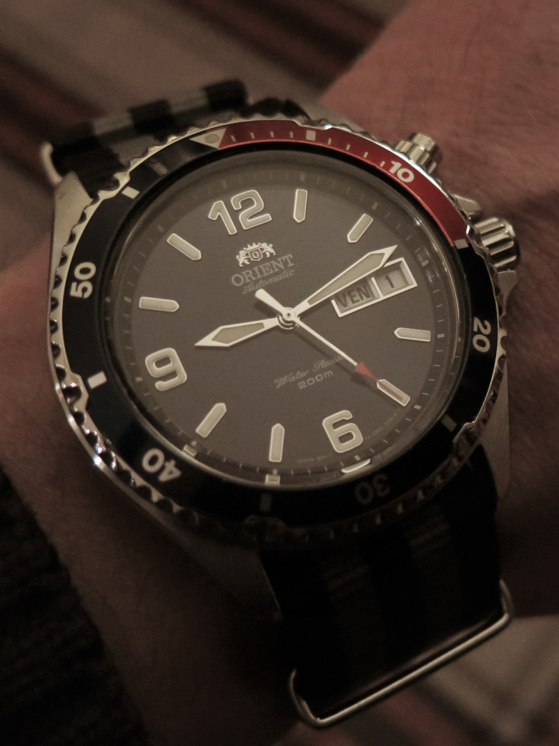 La montre du vendredi, le TGIF watch! - Page 19 Friday10