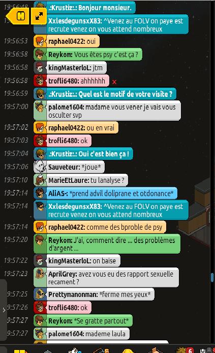 [.:Krustiz:.] Les Rapports d'Action RP.  Reykom33