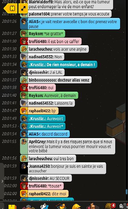 [.:Krustiz:.] Les Rapports d'Action RP.  Reykom39