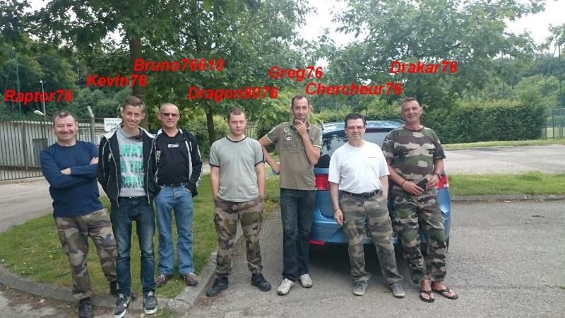 Une photo de groupe que j'ai prise lors d'une sortie 11511