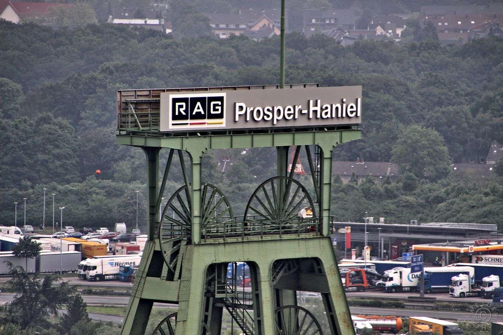 Bergwerk Prosper-Haniel 1213