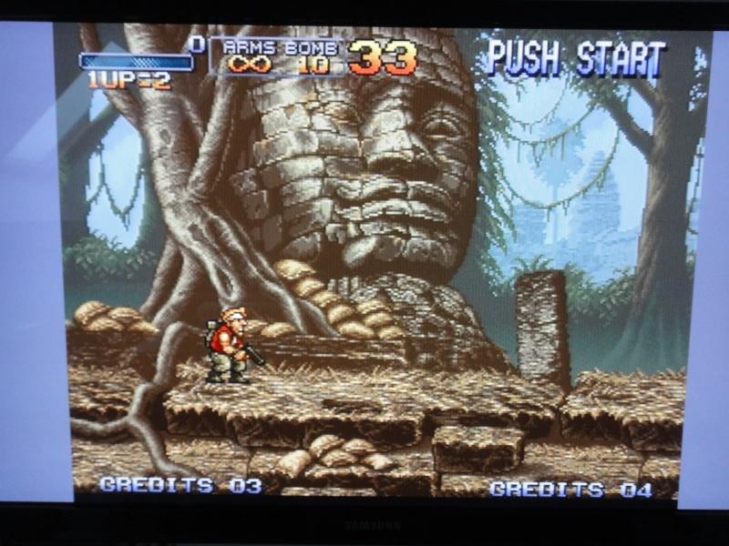 Projet Neo Geo XPi Dsc06826