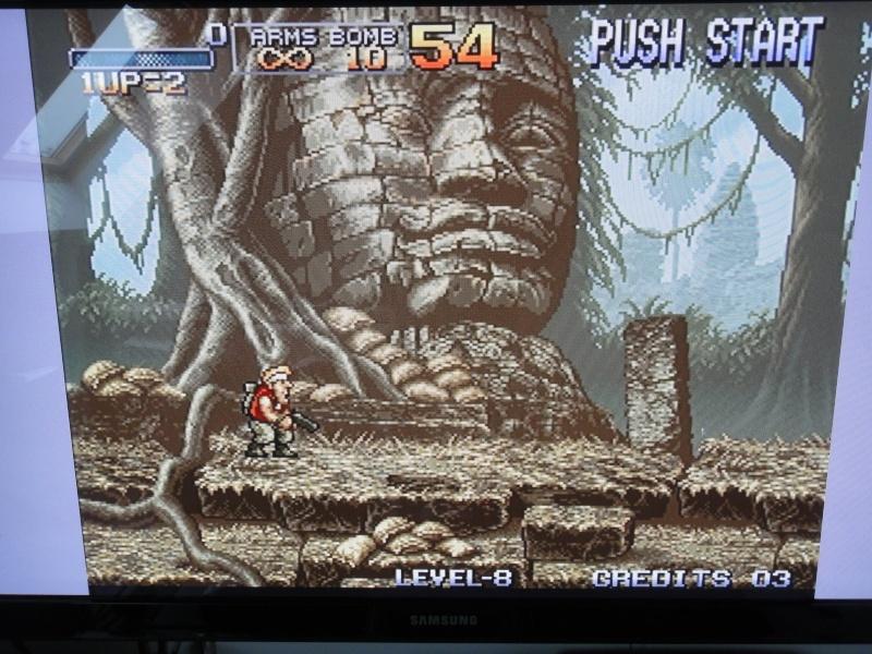 Projet Neo Geo XPi Dsc06828