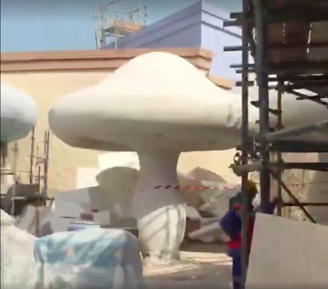 [ÉAU] Dubai Parks & Resorts : motiongate, Bollywood Parks, Legoland (2016) et Six Flags (2019) - Page 3 Captur13