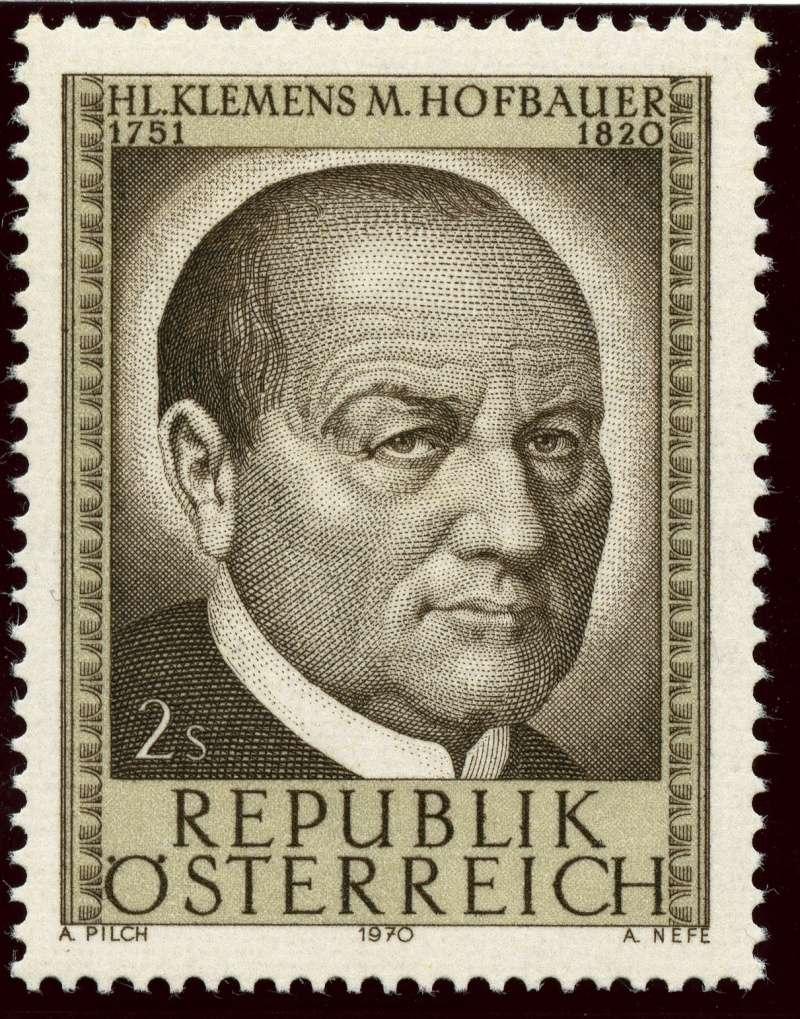 Österreich, Briefmarken der Jahre 1970 - 1974 Ank_1311