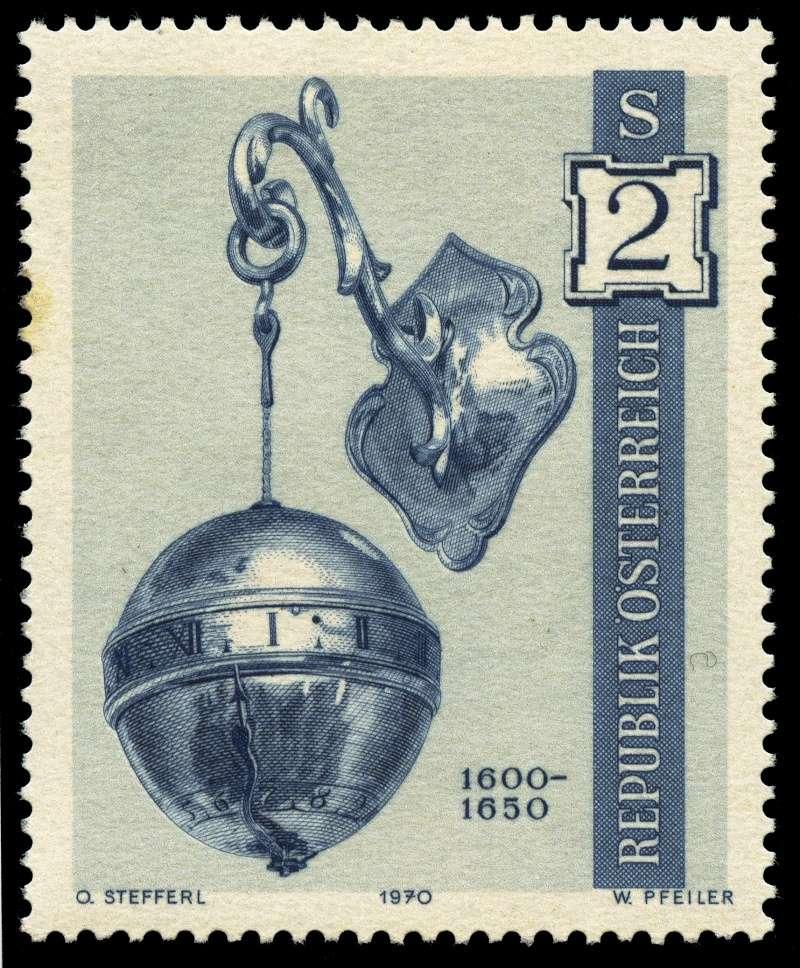 Österreich, Briefmarken der Jahre 1970 - 1974 Ank_1318