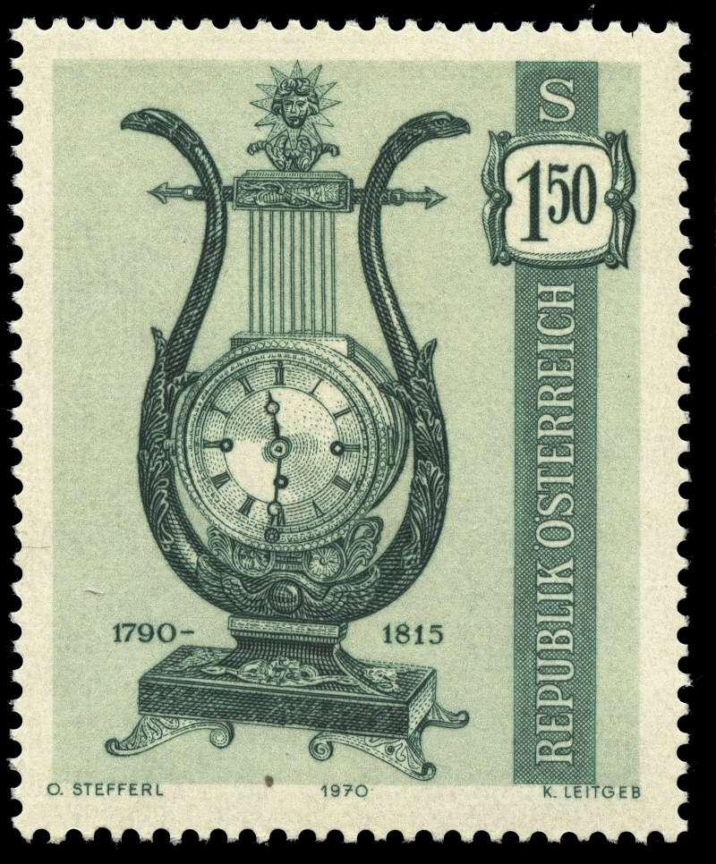 Briefmarken - Österreich, Briefmarken der Jahre 1970 - 1974 Ank_1320