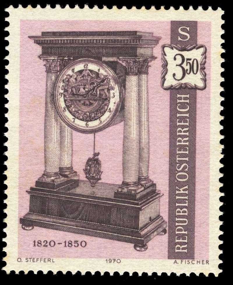 Österreich, Briefmarken der Jahre 1970 - 1974 Ank_1322