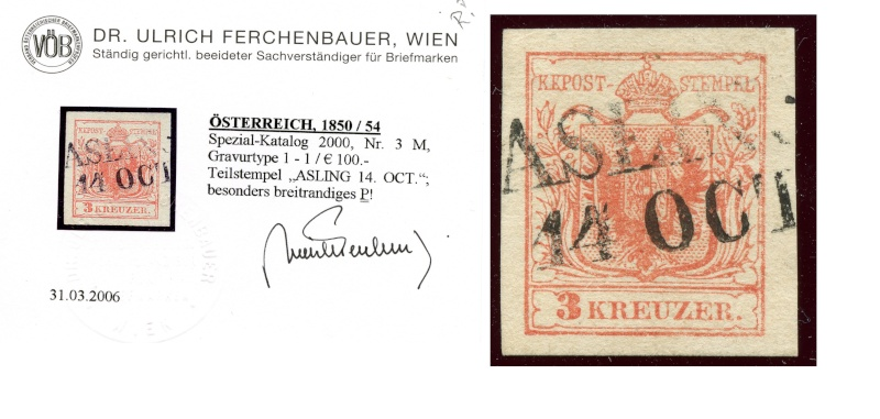 Die erste Österreichische Ausgabe 1850 - Seite 7 Ank_3_10