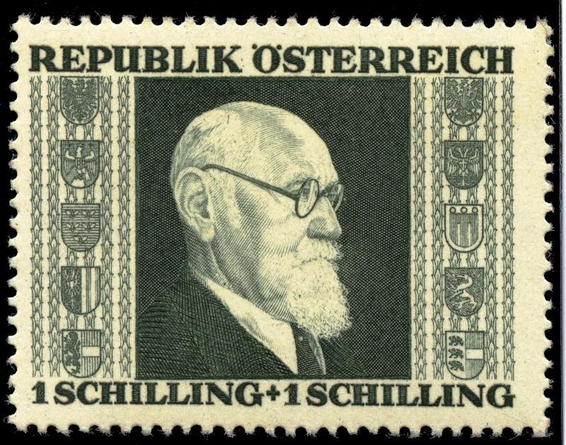 Briefmarken - Österreich, Briefmarken der Jahre 1945-1949 Ank_7716