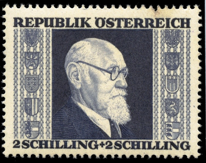 Briefmarken - Österreich, Briefmarken der Jahre 1945-1949 Ank_7717